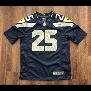 Richard Sherman Nike Jersey Seattle Seahawks M